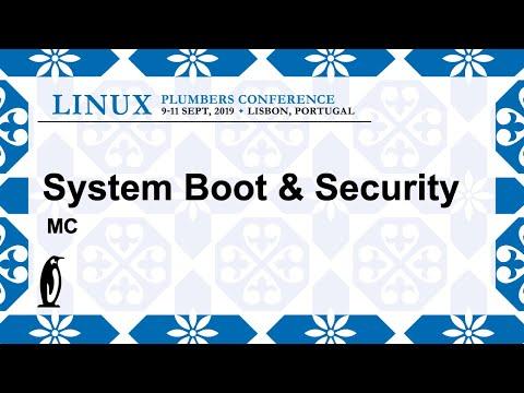 LPC2019 - System Boot & Security - MC