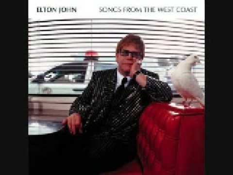 Elton John - Ballad of the Boy in the Red Shoes (West Coast 9 of 12)