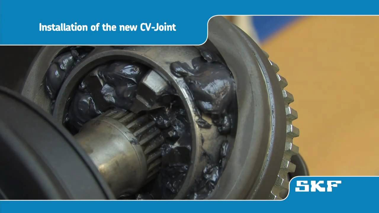 SKF - How to replace an SKF CV-Joint (VKJA 5342) on the Renault Laguna I  1 8 - uk playlist