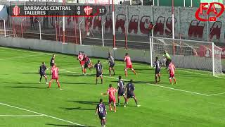 FATV 17/18 Fecha 32 - Barracas Central 0 - Talleres 0
