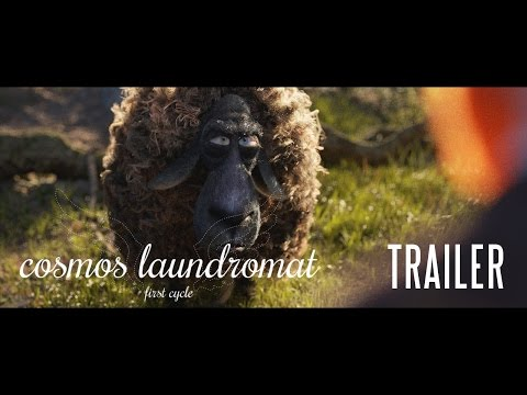 Cosmos Laundromat, Pilot: Trailer