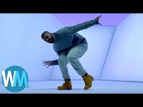Top 10 Weirdest Dancing in Music Videos