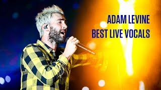 Adam Levine's Best Live Vocals