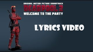 Diplo, French Montana & Lil Pump ft. Zhavia - Welcome To The Party ( Lyrics Video )