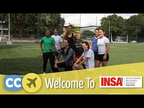 Welcome to INSA Toulouse