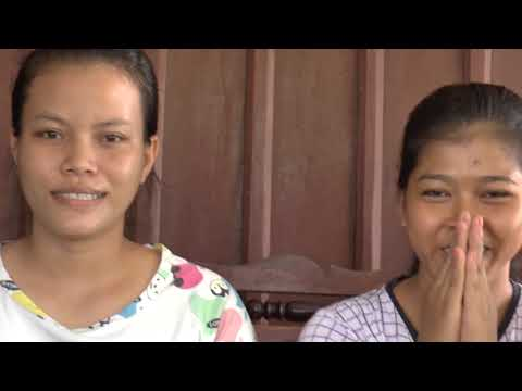 Cambodian Village Fund Scholarship Students