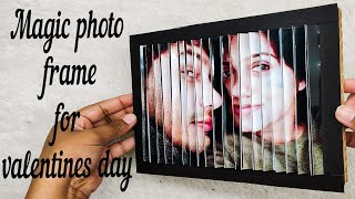 Download How to make magic photo frame for valentines day | photo changing gift | valentines day gift ideas