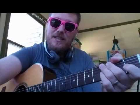 Tom Walker - Leave A Light On // easy guitar tutorial