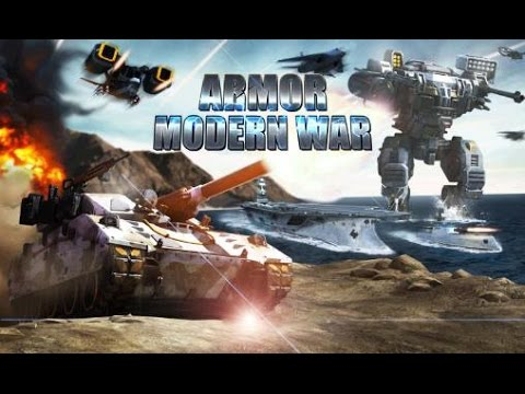 Armor Modern War: Mech Storm : Android Game