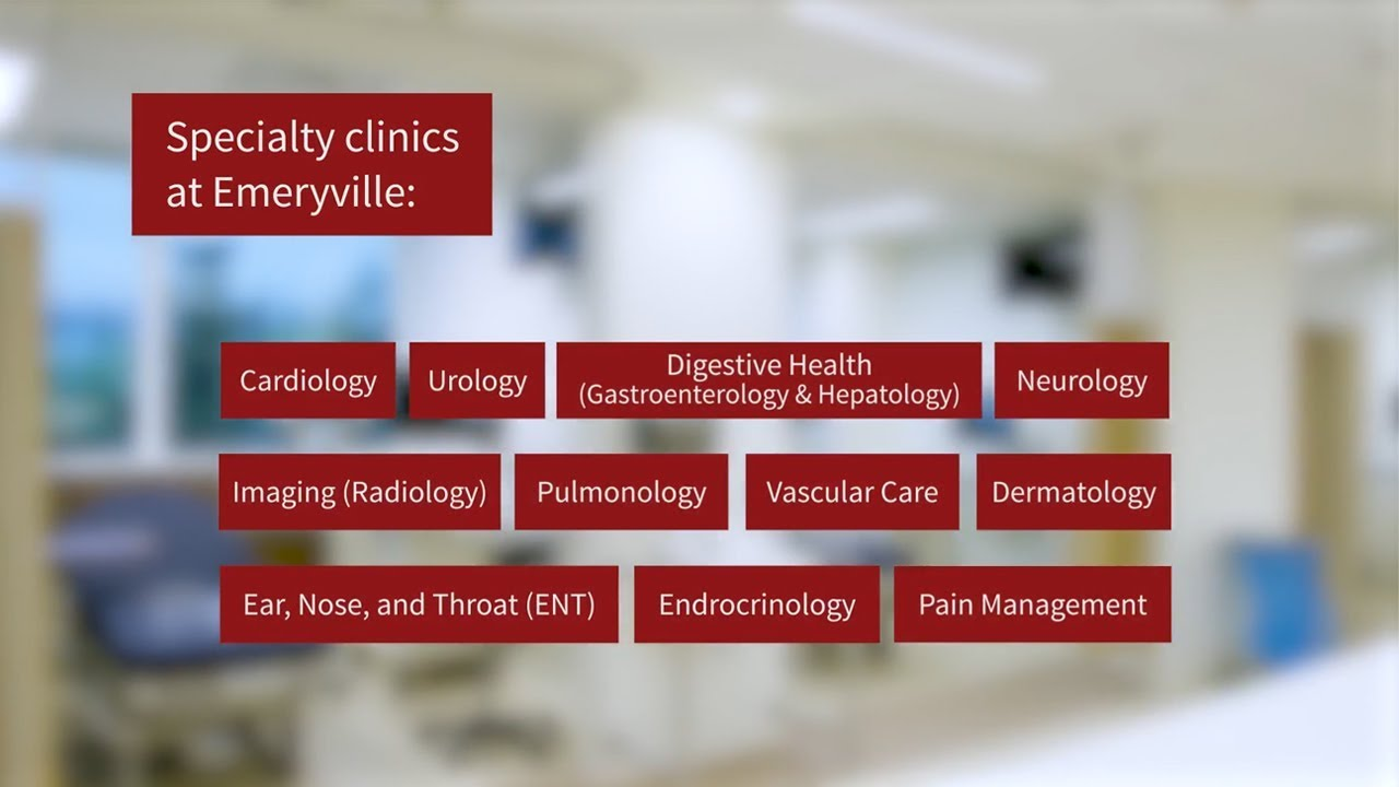 Stanford Health Care, Emeryville | Stanford Health Care