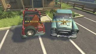 Open Season XBOX 360 (game play)