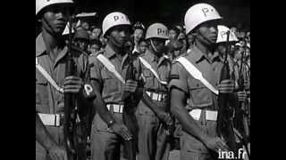 konferensi Asia Afrika, Bandung, Indonesia 1955