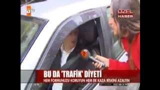 ATV ANA HABER - TRAFİK DİYETİ Video