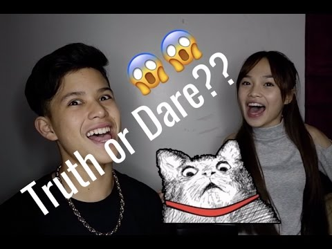 Truth or Dare?? With Kyle Echarri // Andree Bonifacio