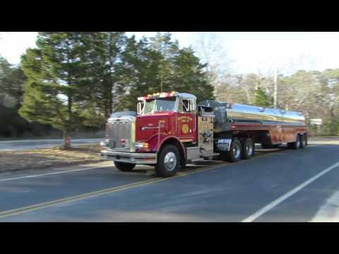 manitou park tanker 1808 on tanker shuttle operations