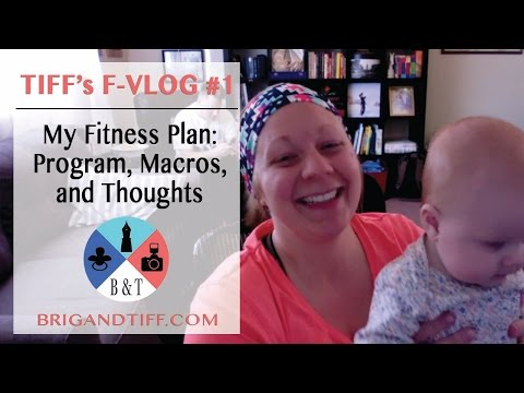 Thoughts on Jamie Eason's Napping Baby Circuit and More | Tiff's FitVlog #1