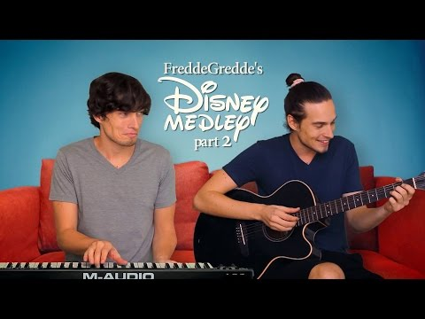 The Disney Medley Pt2 (FreddeGredde)