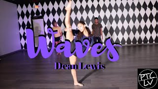 Laura Goehring Dance Choreography - Waves by  Dean Lewis Acoustic