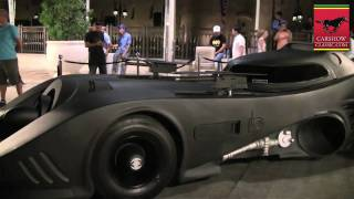 Original Batmobile - interview.
