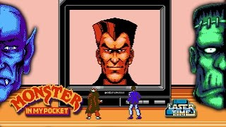 monster in my pocket nes gameplay complete