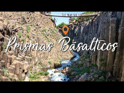 Prismas Basálticos - Huasca de Ocampo - todo lo que necesitas saber