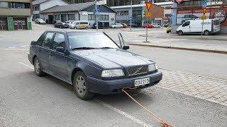 Volvo 460 хлам или машина?