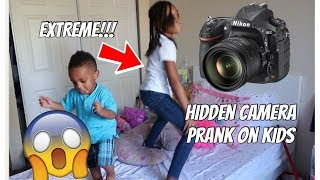FUNNY H.I.D.D.E.N CAMERA PRANK IN 7YR OLD DAUGHTER BED ROOM! SHE TWERKS!!!!! YOU WON'T BELIEVE THIS