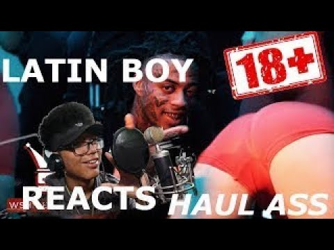 [LATIN BOY REACTS] TO Boonk Gang Haul Ass (Official Music Video)