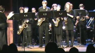 Decatur High School Jazz Ensemble