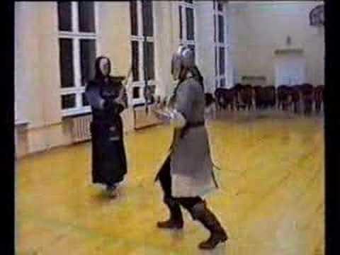 Kendo vs Historical Fencing (Kendo vs Esgrima Histórica)
