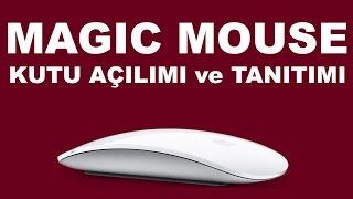 Apple Magic Mouse Kutu Açılımı ve Tanıtımı | İncelemeler