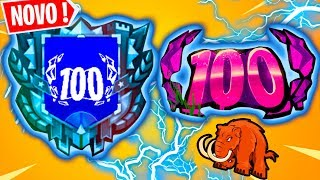 LEVEL 100 SECRET REWARD, TOP SECRET FLAG-Fortnite