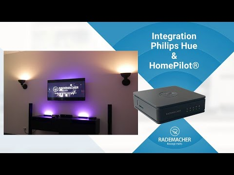 HomePilot® & Philips Hue