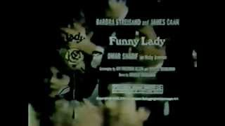 Funny Lady 1975 TV trailer