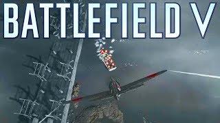 Kamikaze! - Battlefield 5 Top Plays