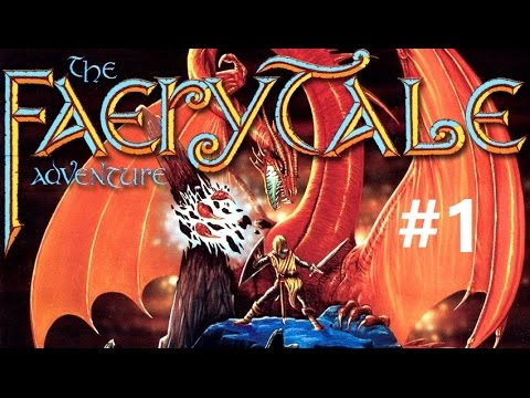 Let's Play - The Faery Tale Adventure - Episode 1 [Arise, Brave Julian!]