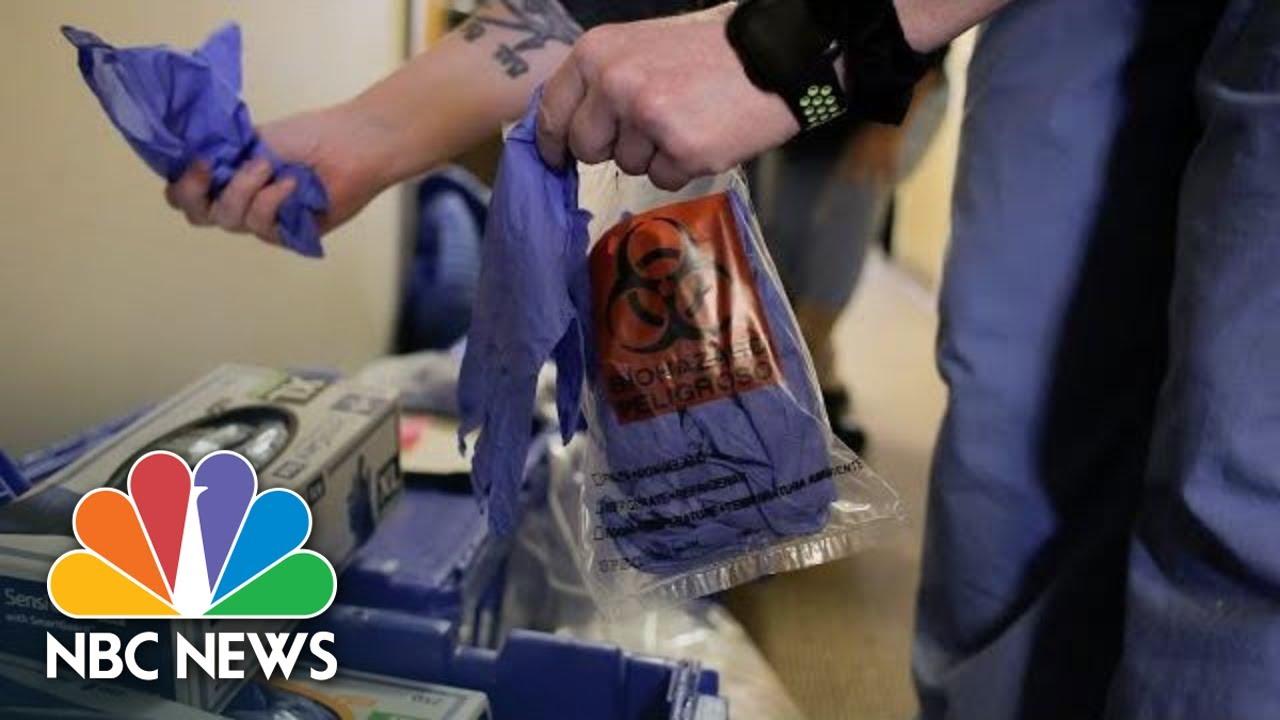 Watch live: Washington state officials update on first U.S. ...