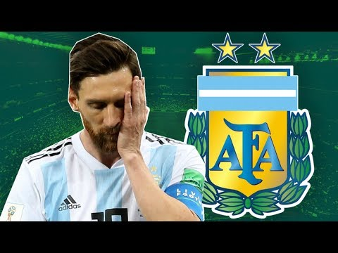 Argentina 0 - 3 croatia: world cup 2018 reaction