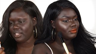 0 TO 100 ---- All day Glow Makeup Tutorial || Nyma Tang