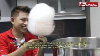 Jual Pembuat Mesin Gulali, Arum Manis, Candy Floss Murah CCM FM01