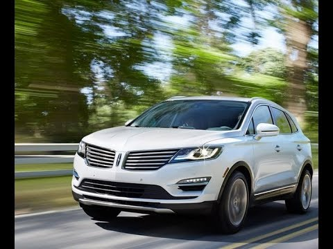 2016 LINCOLN MKC: A completely unprofessional Review