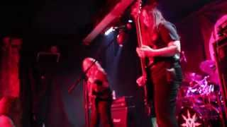 Funerus - Web of Deceit, Leatherface and Nebulous Existence (live in Bucharest, Fabrica, 05.10.2014)