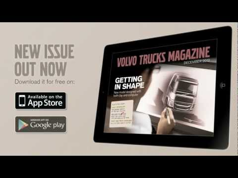 Volvo Trucks - Download the new issue of the Volvo Trucks tablet magazine