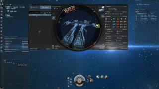 EVE online ghost fitting обзор на русском