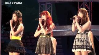 (Fancam) 120620 SNSD TTS - Baby Step (Suncheon D300 Festival)