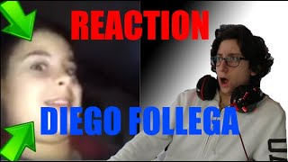 REACTION Diego Follega: IL RE DEI PIXEL!!!