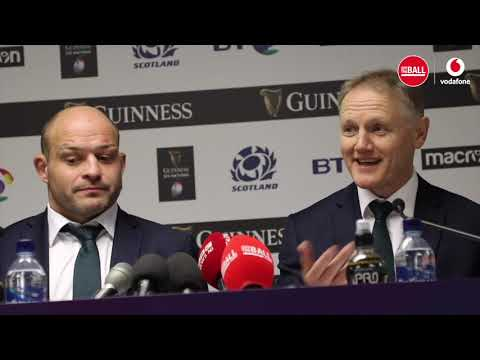 Joe Schmidt & Rory Best: Sexton HIA, frustrations, Farrell, confidence, performance levels