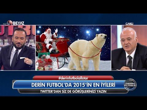 (..) Derin Futbol 28 Aralık 2015 Kısım 4/4 - Beyaz TV