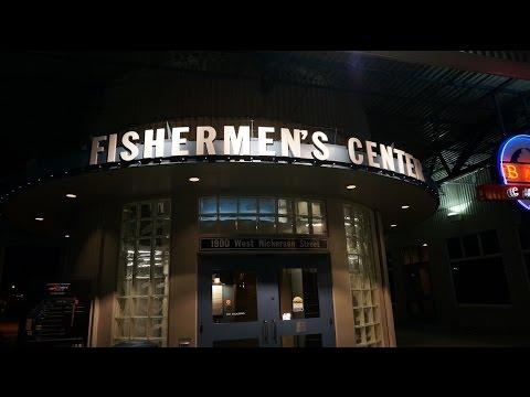 Fishermen's Terminal Salmon Bay Seattle, WA