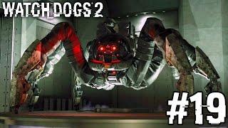 Video de A LA MIERDA TODO!! TENGO UNA ARAÑA ROBOT!!   Watch Dogs 2 #19